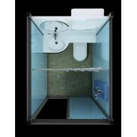 Quality all in one bathroom units Prefab Bathroom integrated bathroom suit/unit/room/cabin/set for sale