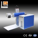 Machine tenue dans la main d'inscription de laser, structure compacte de petite de laser machine d'inscription