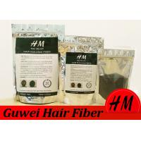 Quality Modern Refill Keratin Protein Fibers , Personal Use Keratin Hair Fibres for sale