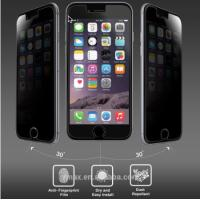 China Mobile phones accessories anti-spy privacy screen protector for iphone on sale