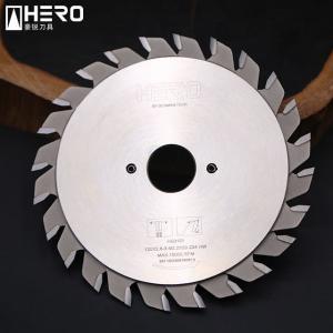 Quality ATB Kerf Shap Carbide Circular Saw Blade Ceratizit KCR05+ 100-120mm for sale