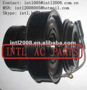 Quality auto a/c compressor clutch 9PK 130/135MM for 7SEU16C Mercedes Benz Trucks Actros 12V/24V for sale