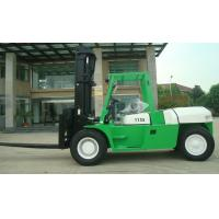 Quality Port / Wharf Compact Lift Trucks , Diesel Engine Forklift Truck Customised Color for sale