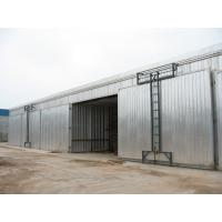 Buy cheap All aluminum fully automatic wood seasoning plant for hardwood and softwood from wholesalers