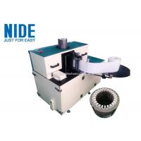 Quality Auto submersible motor stator slot Paper Inserting Machine for sale