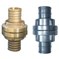 Quality Hose End Brass Storz Fire Hose Fittings , Male Female Connection Fire Hydrant Adapter for sale