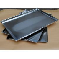 Buy cheap Full Size Stainless Steel Baking Pans For Oven , Kitchen Service Food Trays from wholesalers