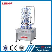 Quality Rotary Fragrance Vacuum Filling Machine Filling Line Production Line Bottle Filler for sale
