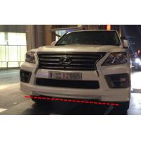 Sport Bumper Cover  For LEXUS LX570 2012 2015, Lower Garnish And Foglamp Cover
