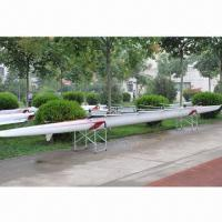 Quality Coxed Four Rowing Boat with Wing/Alloy Rigger, Customized Colors are Accepted for sale