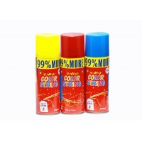 Quality MSDS Approved Colored Snow Spray Party String Favor Colorful String for sale