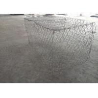 Quality Lightweight Woven Hexagonal Gabion Box Galfan Wire Material Bridge Protection for sale