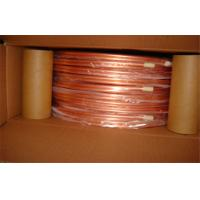 Quality 1/4 Inch T2 Split Air Conditioner Copper Pipe Seamless Oiled , Round for sale