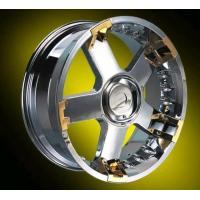 Buy cheap Chrome Alloy Wheel from wholesalers
