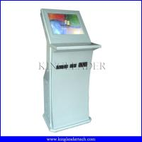 China Payment kiosk with brand SAW touchscreen and LCD   custom kiosk design TSK8004 on sale