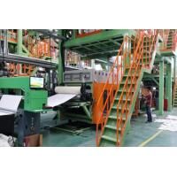 Quality Waterproof Stone Paper Coating Production Line Making Machine 500 RPM High Torque for sale