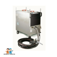 China Industrial Cleaning 17.2Bar 155Kg Dry Ice Blasting Machine on sale