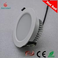 China SAA approved 12w aluminum 6000k dimmable led downlight with 90mm cut out wholesale