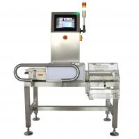 Quality Automactic Online Conveyor Weight Checker , Belt System Check weigher , IP65 Waterproof rating for sale