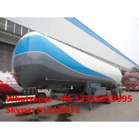 China BPW 3 axles air suspension lpg propane tank trailer for sale, hot sale air-suspension 3 axles BPW lpg gas tank trailer on sale