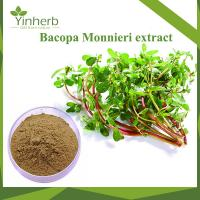 China Natural Bacopa Monnieri extract on sale