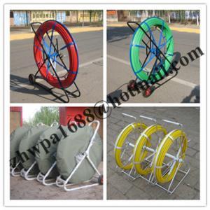 Quality Asia duct rodder,Dubai Saudi Arabia often buy fiberglass duct rodder, Fish tape for sale