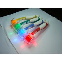 Quality 4 colors therapy LED Photon derma rollar needle for skin care for sale