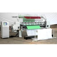 Buy cheap 94 Inch Lock Stitch Multi Needle Quilting Machine Shuttle Type For Making from wholesalers