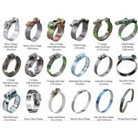 Quality all kinds of hose clamps for sale