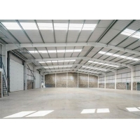 Quality Warehouse H Section Prefabricated Steel Structures Hot Dip Galvanized for sale