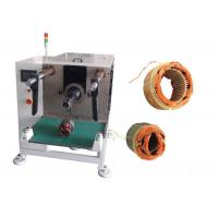 Quality Induction Motor Stator Production Line Coil Inserting Machine for sale