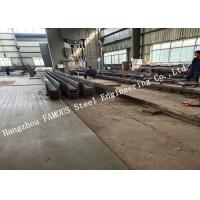 Quality Painted Hot Galvanized U Ribbed C Shaped Steel Profiles China for Bridge Construction US-EU Standard for sale