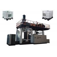 Quality Extrusion IBC Tank Blow Molding Machine 514kw Total Power For 220L Chemical Drum for sale