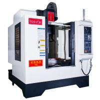 Quality High Precision 3 Axis CNC Vertical Machining Center , High Speed VMC Machine for sale
