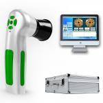 Quality 12MP Pixels USB Iriscope Iridology Camera With Pro Iris Software 3480x2880 Maximum Resolution for sale