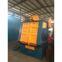 Quality Abrasion Resistant Tumblast Shot Blasting Machine For Cleaning Old Oxide / Rust for sale