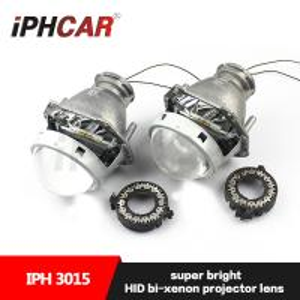 Quality Car Lighting Accessories Bi-xenon Hid Projector Lens Auto Light Lens For H4/H7 Retrofit Headlights for sale