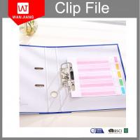 China factory provide promotional customized print a4 file folder lever arch