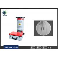 Quality Vessel Boiler Portable NDT X Ray Flaw Detector With Computer Control , AC220V for sale