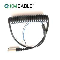 Quality Car Carrier 7 Core Trailer Cable High Tension PVC Insulation 0.5mm² 11 Amp for sale