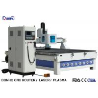 Quality Easy Operate ATC CNC Router Machines CNC Engraver With Linear Tool Holders for sale