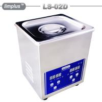 Quality 2 Liter Table Top Ultrasonic Cleaner / Dental Ultrasonic Bath Digital Timer And Heater for sale