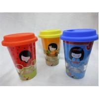 Quality Cartoon Glass Cup (JD25) for sale