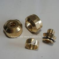 China Manifold Loop Pex Fitting Assembly , Adapter For Manifolds And Valves, Manifold Accessory wholesale