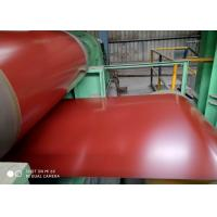 Quality Colorful Prepainted Steel Coil 0.15mm ~ 1.5mm Thickness For Decoration for sale