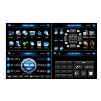 China Car In Dash Touch Screen DVD Player on sale
