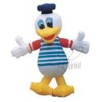 Quality Customized multi colors Inflatable Moving Cartoon inflatable Mascot for sale for sale
