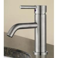 Quality Easy Installation Bathroom Modern Sink Faucet With Three Years Guarantee for sale