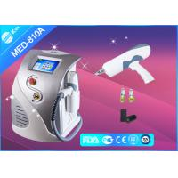 Quality Q-Switch Nd Yag Laser Machine for Tattoo Removal for sale