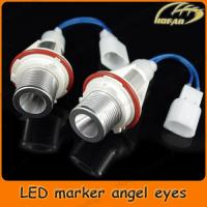 China 7W White CREE LED Angel Eyes Halo Ring for BMW E39 E53 E60/E61 E63/E64 E65/E66 E87 X3 on sale